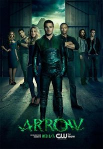I mean, jeez, do you know how hard it was to find a picture for this show where Stephen Amell was wearing a shirt?